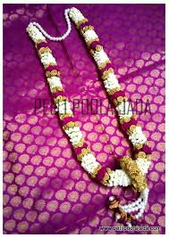 garlands for indian weddings jasminegarland jg004 bangalore pelli poola