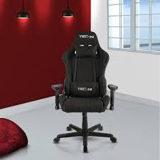 techni sport ergonomic high back gaming desk chair techni sport black fabric ergonomic high back racer style video
