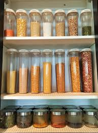 organize your pulses beans and spices using ikea containers