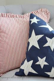 all american summer guest room patriotic decor 4th of july decor