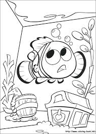 finding nemo coloring pages u2013 corresponsables