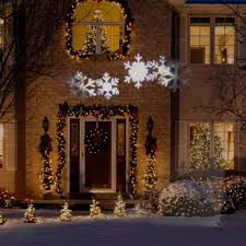 Outdoor Christmas Lights Sale Christmas Gemmy Lightshow Christmas Lights Ledction Snow Flurry