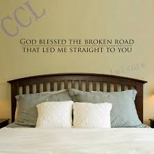 aliexpress buy free shipping god blessed wall stickers aliexpress buy free shipping god blessed wall stickers bedroom decor religious decal sticker led straight you from reliable