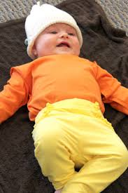 candy corn costume how to make an easy candy corn costume for a baby care community