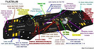 zmr250 pdb bottom plates options diatone overcraft nucleus