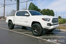 tacoma lexus wheels toyota tacoma with 18in fuel beast wheels exclusively from butler