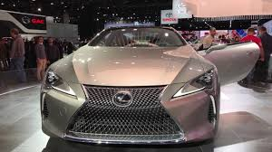 toyota lexus sports car the lexus lc 500 grand touring sports coupe youtube