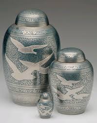 memorial urns birds in flight cremation urn memorial urns