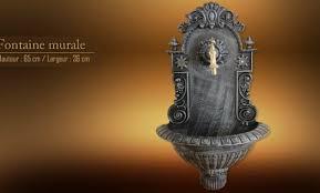 Fontaine Murale Design La Redoute Stunning Salon De Jardin Aluminium Botanic Gallery Amazing House