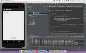 make android app how to write a hello world app for android 9 steps