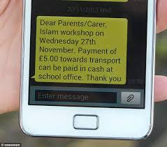 children of 8 are u0027racist u0027 if they miss islam trip u0027s