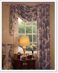 Side Window Curtains Drapes To One Side Opposite Position On Other End Of Room