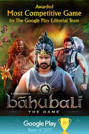 baahubali the game official android apps on google play