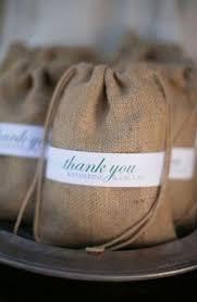 burlap wedding favor bags top five rustic wedding must haves giveaway burlap wedding