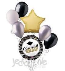 fancy sparkles congratulations graduate balloon bouquet