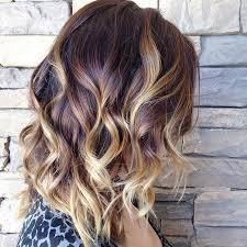 hair highlights bottom brown top blonde bottom hair brown hairs