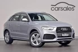 audi q3 quattro used audi q3 cars for sale in australia carsales com au