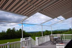 Pergola Roof Brackets by Durasol Structure Awning Innovative Openings
