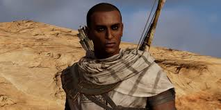 hoods haircutgame assassin s creed origins psa you can change bayek s hairstyle