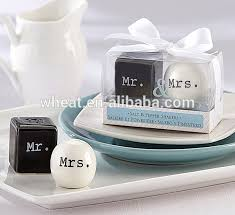 wedding salt and pepper shakers wedding favors damask ceramic salt pepper shakers buy damask