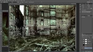 tutorial photoshop walking dead walking dead effect in photoshop cc youtube