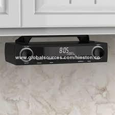 under cabinet radio bluetooth hong kong sar bluetooth kitchen radio under cabinet on global sources