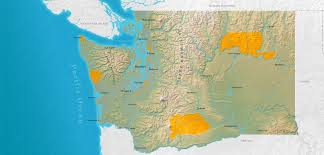 Winthrop Washington Map by Tribes Map Washington Tribes
