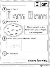 preschool and kindergarten worksheets printable worksheets