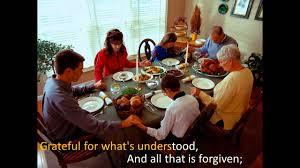 chapin carpenter thanksgiving song with lyrics thank
