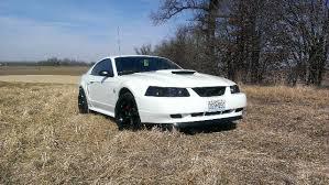 White Mustang With Black Wheels Black Rims White Plasti Dip Lip Mustang Evolution