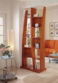 divider design furniture beautiful wooden divider design with shelves and