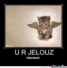 Angel Meme - angel cat by sharkboy39 meme center