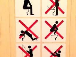 regle d hygi鈩e en cuisine les règles d hygiène dans les toilettes de sotchi speedourien par