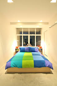 main bedroom design in modern townhouse at philippines home