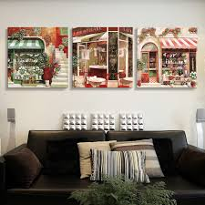 aliexpress com buy flower shop painting decorative paintings for