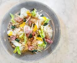 cuisiner des endives salade d endives des gourmands recette de salade d endives des