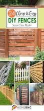 24 best diy fence decor ideas and designs for 2017