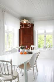 painted dining chairs dining room traditional with dining room