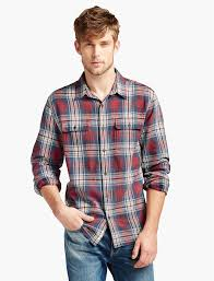 Flannel Shirts Mens Flannel Shirts Lucky Brand
