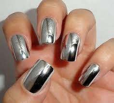 metallic nail foil wraps metallic silver nail foils nail wraps limited quantity awesome