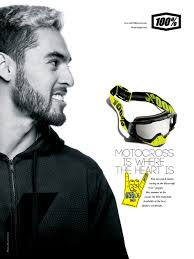 100 percent motocross goggles catalogs u0026 ads ride 100