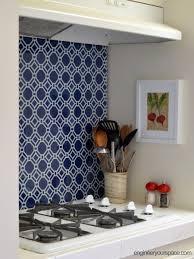 temporary kitchen backsplash temporary kitchen backsplash morals and mosaic styles with 15