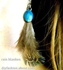 how to make feather earrings with 20 best feather earrings diy images on feather