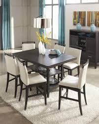 dining room winsome resort design ideas with carpet laminate sweet dining room design ideas with brown wooden laminate flooring white fur rug retro square wooden