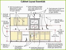 kitchen cabinet layout ideas 22 lovely kitchen cabinet layout measurements model kitchen