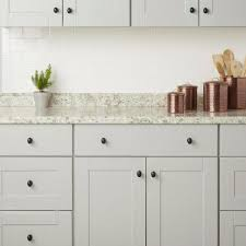 home depot kitchen cabinet handles and knobs everbilt large football 1 3 8 in matte black classic oval