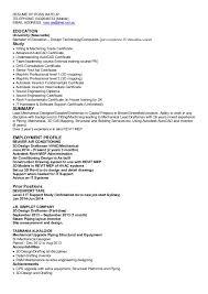 resume of ross bateup09 09 16