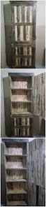 Recycle Kitchen Cabinets by Superb Ways To Reuse Old Wooden Pallets Recycled Things