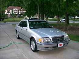 1998 mercedes benz c class information and photos zombiedrive
