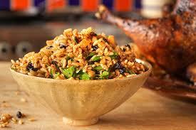 cuisine farce farce pour dinde à la turque recette épices de cru